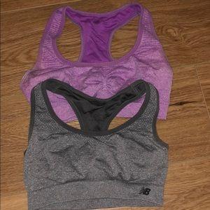 2 new balance sports bra